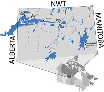 The Athabasca Region